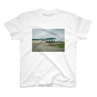 プロパンガススタンド T-shirts