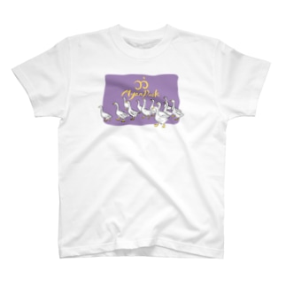 MyanDuck_A T-shirts