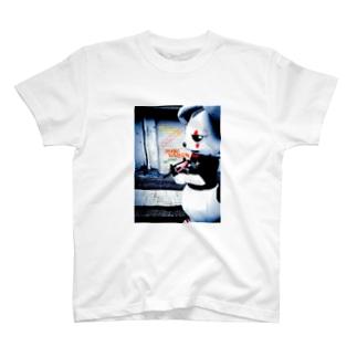 カチコミわんちゃん T-shirts