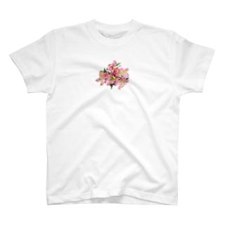 花 3 T-shirts