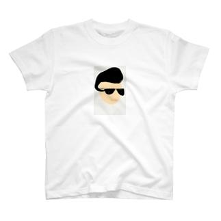 70年代風ヤンキー T-shirts