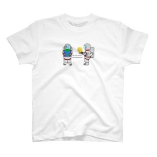 宇宙がほしいわけじゃない T-shirts