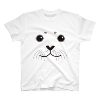 SEAL-animal up-アニマルアップ- T-shirts