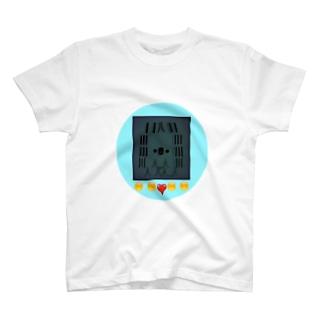 アマビエ育成ゲーム T-shirts