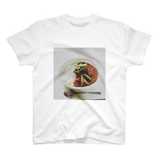 キーマカレー T-shirts