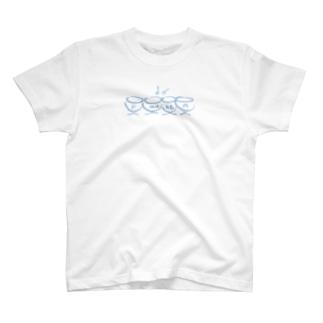 OSHIYOMANのパウケン ティンパニ Pauken Timpani T-shirts