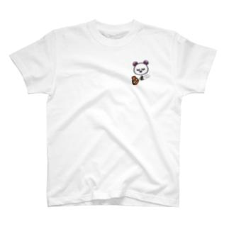 🐻ANIMAL SAVE 〜BEAR〜🤲🏽 T-shirts