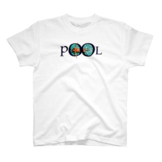 プール 3 T-shirts