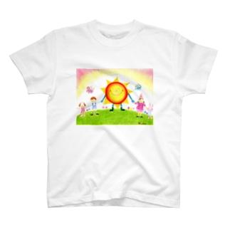 太陽の子Sunny T-shirts