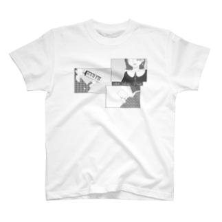 第4弾Tシャツ両面 T-shirts