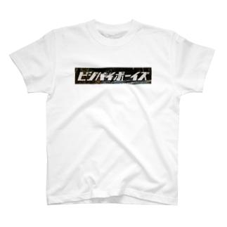 スナップロゴT T-shirts