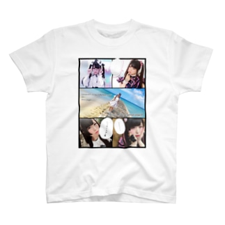 萌乃莉奈公式Tシャツ(萌乃莉奈監督) T-shirts