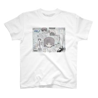 「わたしの生活報告します」 T-shirts