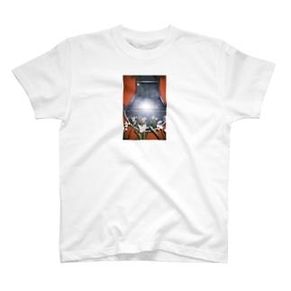 harucamera 鏡 T-shirts