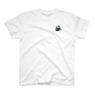 Agave・チタノタ T-shirts