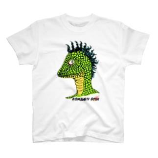 米八そばグッズショップの沖縄ユタの秘められた役割 T-shirts