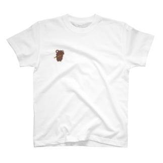 ワンポイント ふるぐま T-shirts