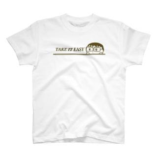 ほしねぇと「TAKE IT EASY」 T-shirts