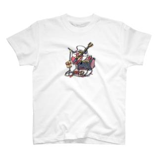 ポンコツギター T-shirts