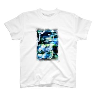 不安になった夜 T-shirts