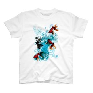 SWIMMY T-shirts