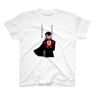 くびつり神父 T-shirts