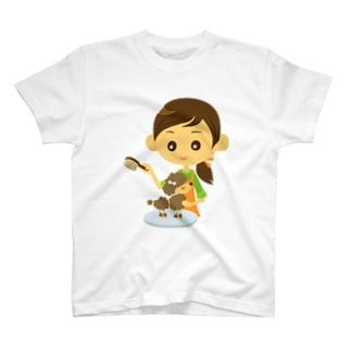 クッキングママ T-shirts