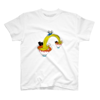 ら〜めん T-shirts