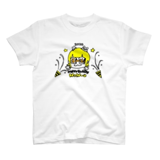 のんお生誕Tシャツ T-shirts