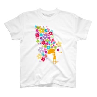 Blossom_Breeze T-shirts