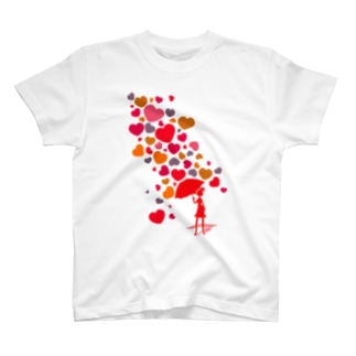 Falling_in_Love T-shirts