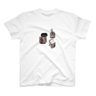 グッチ エアーポッズケース 革  T-shirts