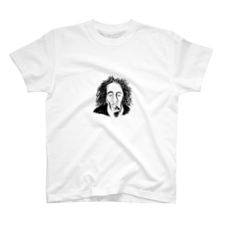 レゲエミュージシャンとタバコ T-shirts