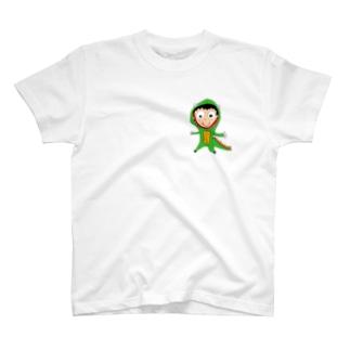 恐竜BobTシャツ T-shirts