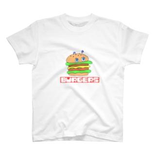 burgers  T-shirts