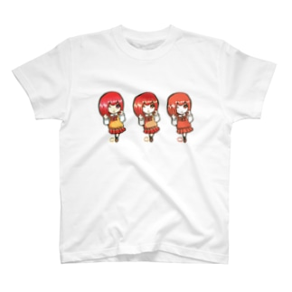 あさひ(みくさんコラボ) T-shirts