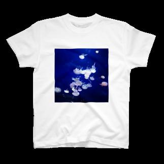 ゆる友梨のクラゲ T-shirts