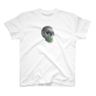 ドクロ 2 T-shirts