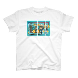 歩いてく T-shirts