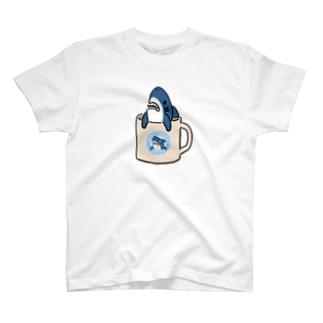 マグカップシャーク T-shirts