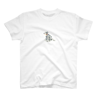 ダルメシアンTシャツ T-shirts