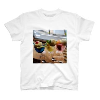 CREAMSODA signal shirt T-shirts