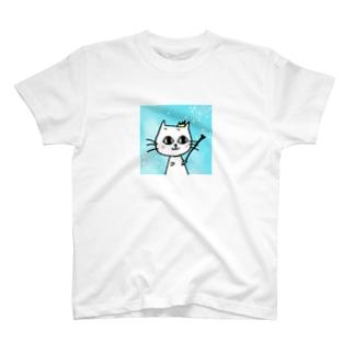 ララミねこ T-shirts