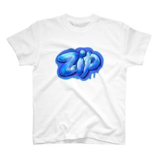 zip ジップ 123 T-shirts