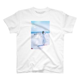 美女T四国 No.14 @aoi2525sea  T-shirts