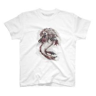 アマビエさんといっしょT T-shirts