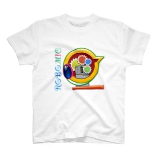 ROBOMIC type B T-shirts
