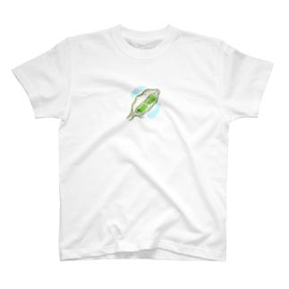 ソラマメ T-shirts
