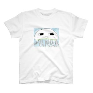 オワンクラゲ T-shirts