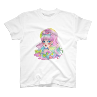 なないろドールA T-shirts